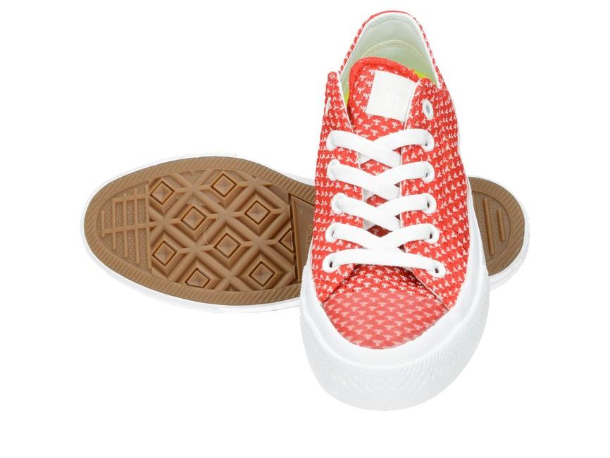 Converse dámske letné pohodlné tenisky - červené ... 9b12de68a65