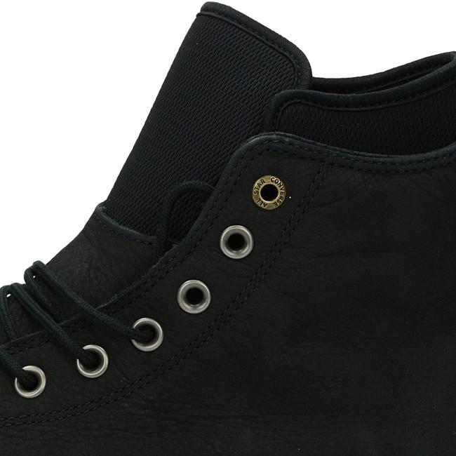 ... Converse pánska nubuková členková obuv - čierna ... cfe999850ef