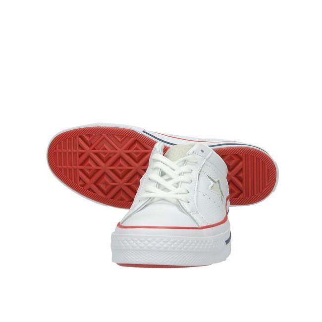 ... Converse dámske kožené tenisky - biele ... f23e5338008