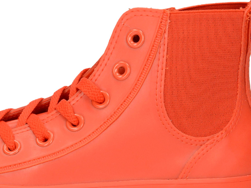 ... Converse dámske členkové tenisky - oranžové ... 215a59a0671