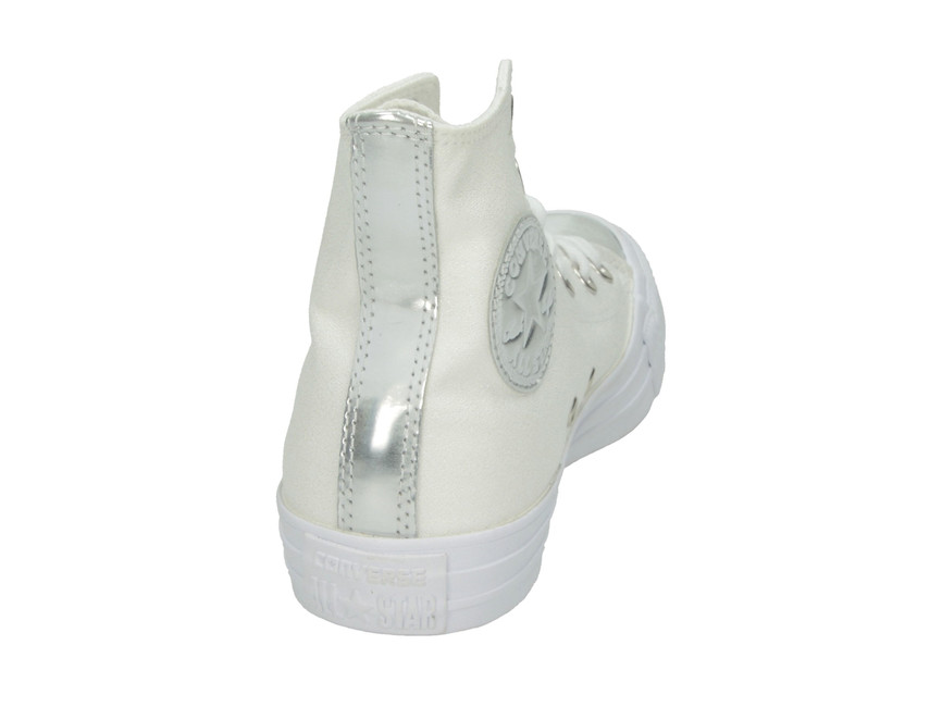 11c0ca3768c8 ... Converse dámske členkové tenisky - biele ...