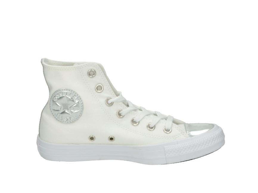 5777b16869a6 ... Converse dámske členkové tenisky - biele ...