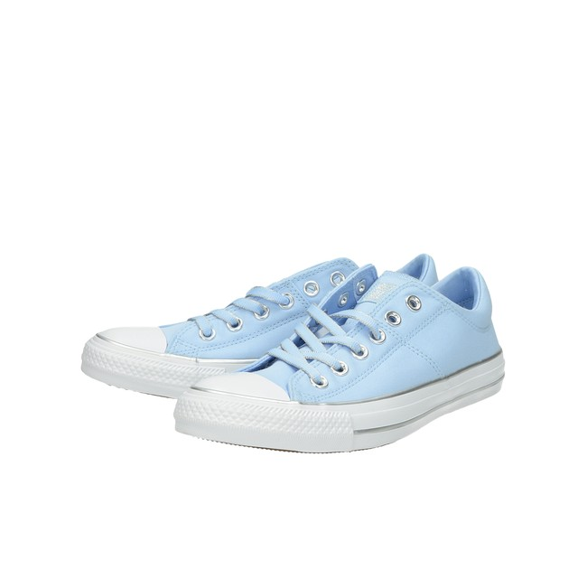 a20b3cf90e ... Converse dámske textilné tenisky - modré ...
