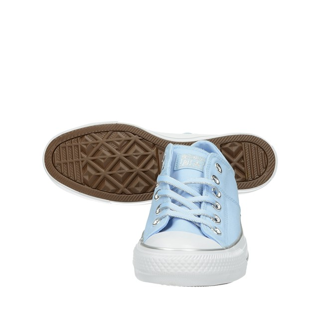 ... Converse dámske textilné tenisky - modré ... 54cabe4399