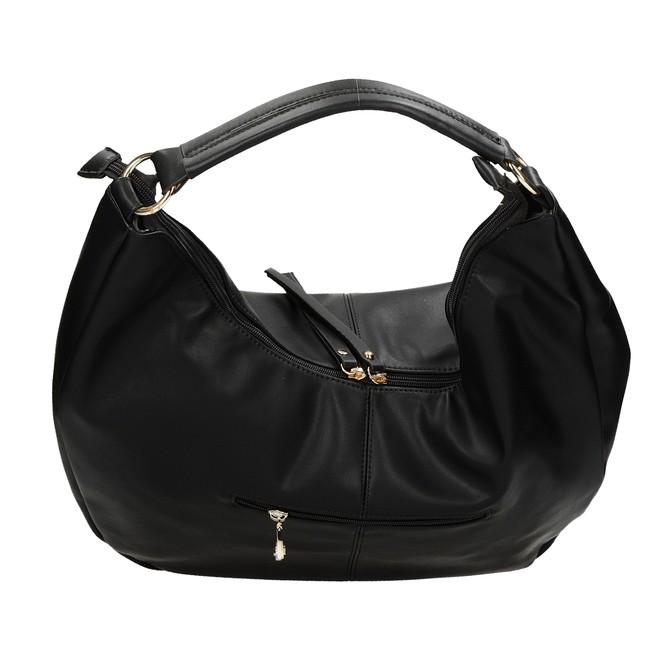 Nóbo dámska elegantná kabelka - čierna ... 53750d99519