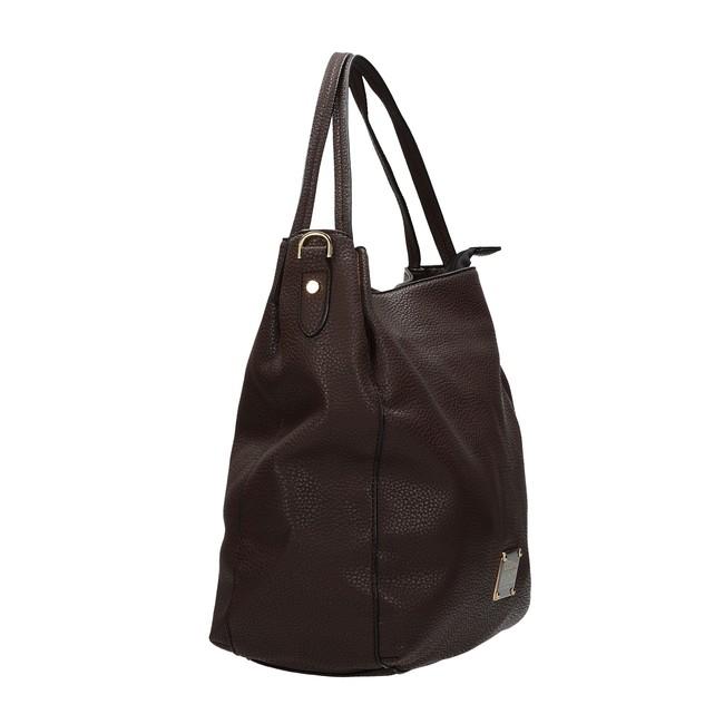 8adfedc28355 ... Nóbo dámska klasická kabelka - hnedá ...
