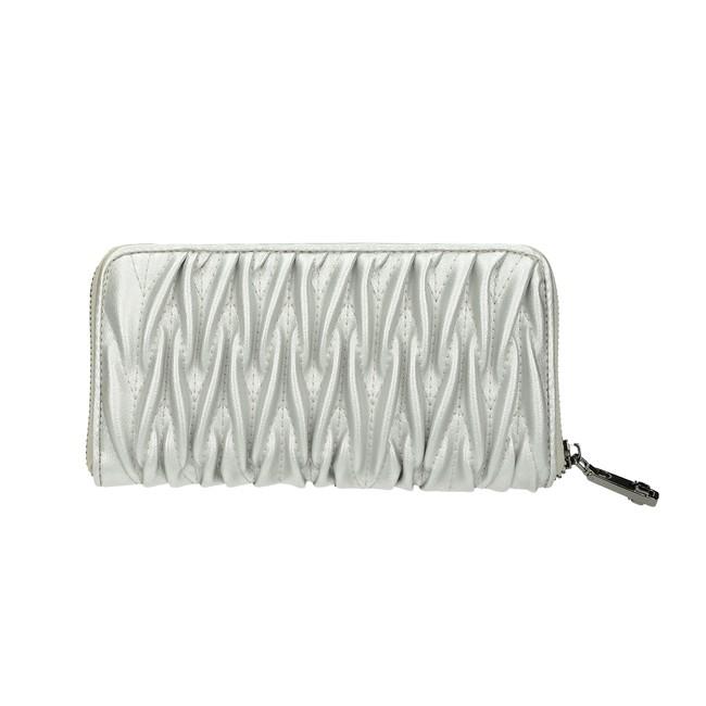 Nóbo dámska štýlová peňaženka - šedá