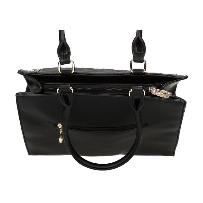 58de24bae2 Nóbo dámska štýlová kabelka - čierna ...