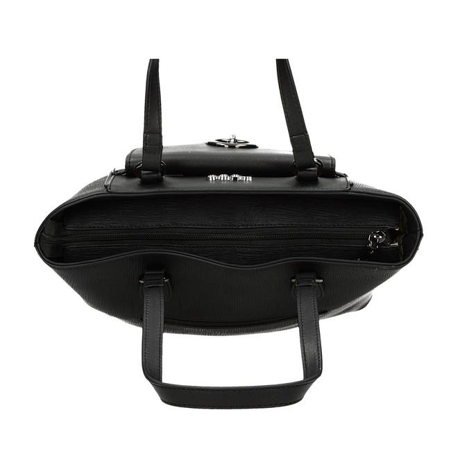 Nóbo dámska štýlová praktická kabelka - čierna ... 1475b9591f9
