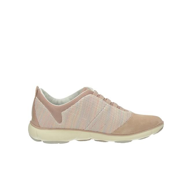 Geox dámske pohodlné tenisky - ružové ... 556827be7b