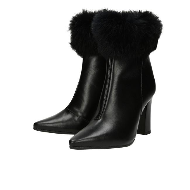 0179ba170 Olivia shoes dámske nízke čižmy - čierne | DKO008-BLK www.robel.sk