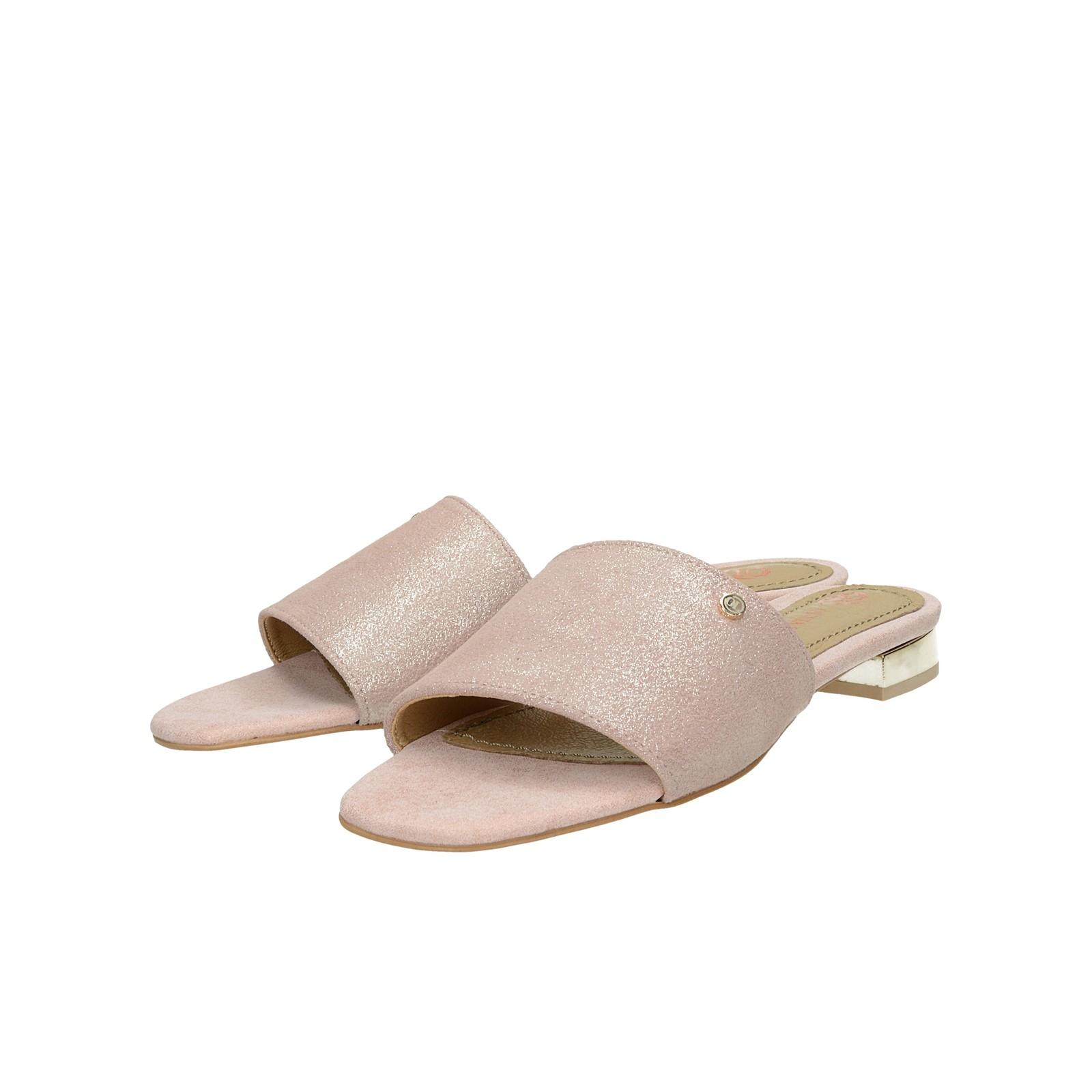 Olivia shoes dámske štýlové šľapky - ružové