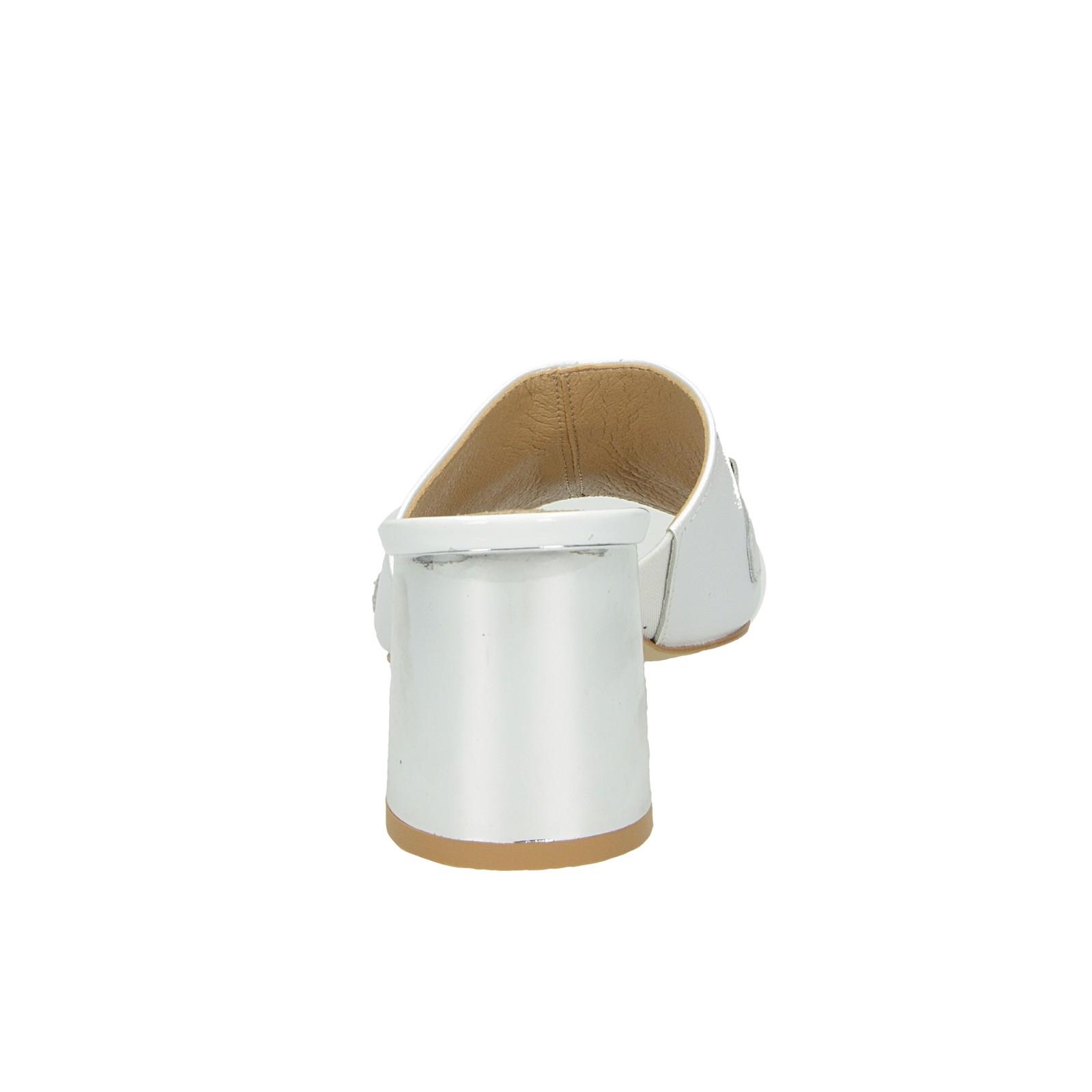 9e1d1a00eef3f Olivia shoes dámske štýlové šľapky - biele | DSL2081-LIGHgrey www ...