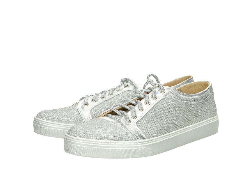 aed70b7d5829 Olivia shoes dámske tenisky - strieborné ...