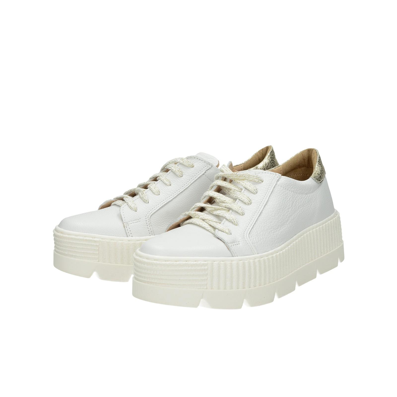 dca9124f963ca Olivia shoes dámske tenisky na platforme - biele | DTE089-WHT/GOLD ...