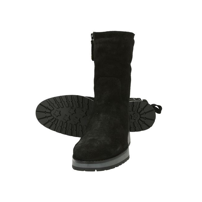 3da85a04a5 ... Tommy Hilfiger dámske štýlové čižmy - čierne ...