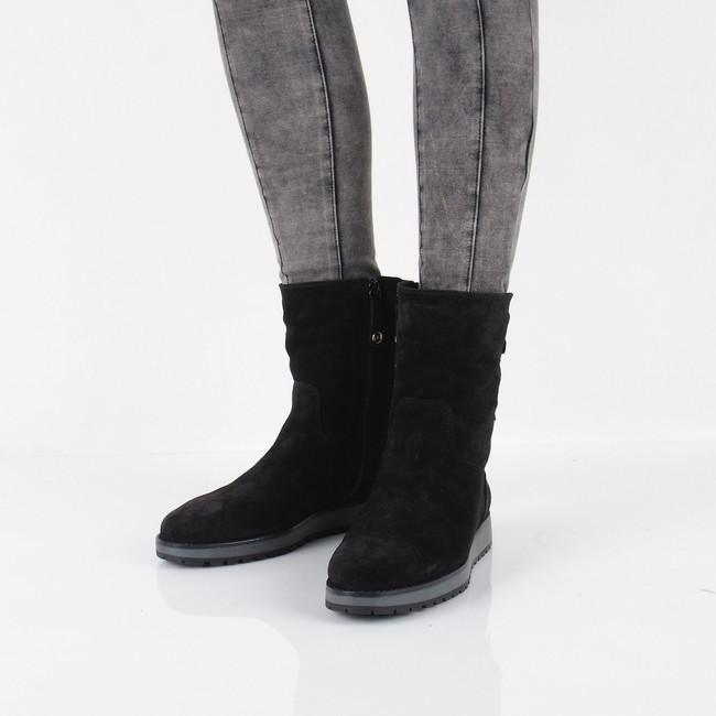 0d14fbe220 ... Tommy Hilfiger dámske štýlové čižmy - čierne