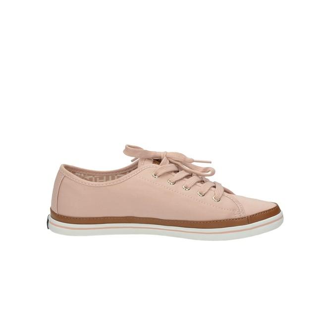 Tommy Hilfiger dámske štýlové tenisky - ružové ... 76d1196893