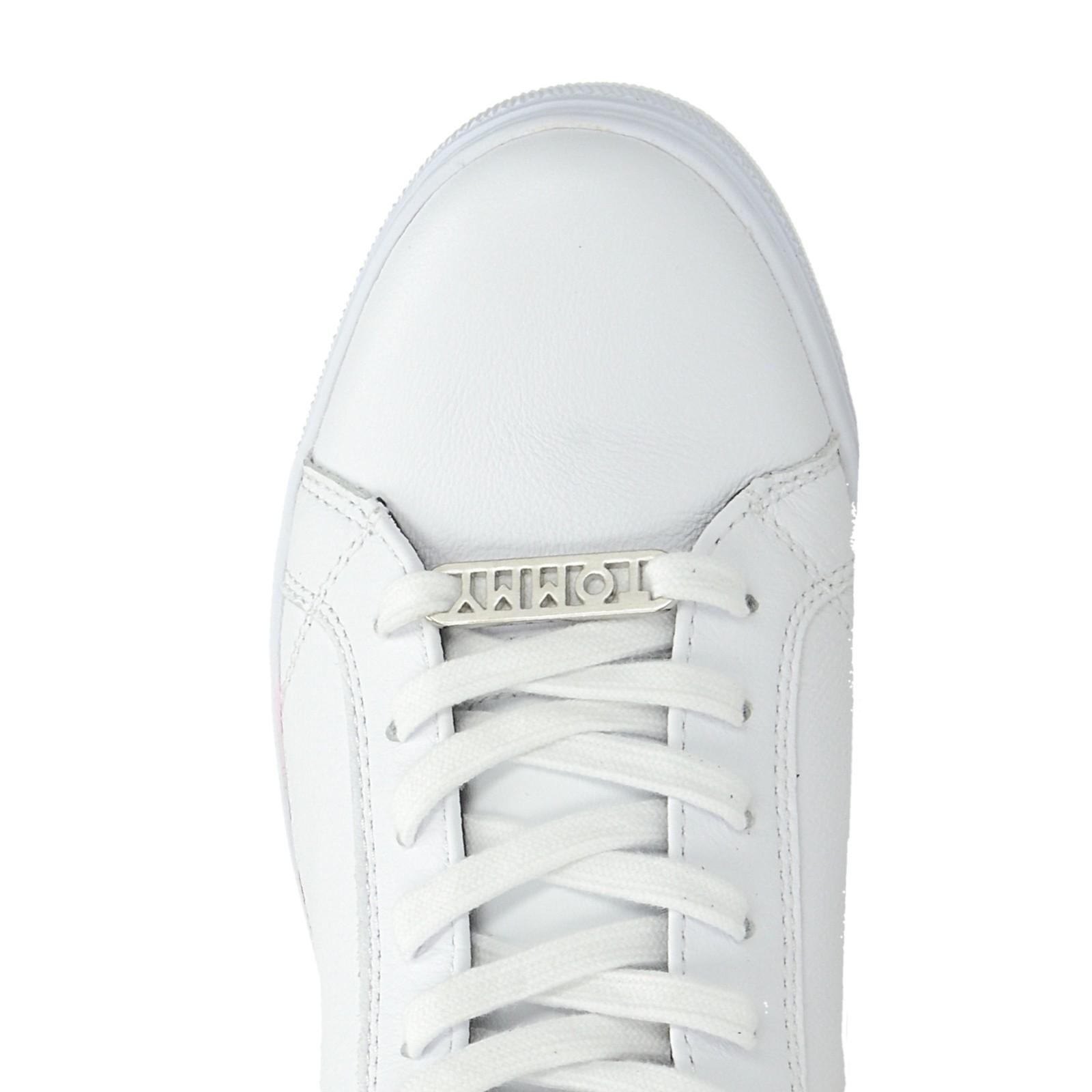 9287bd01d892a Tommy Hilfiger dámske štýlové tenisky - biele | FW0FW03222020-RWB ...