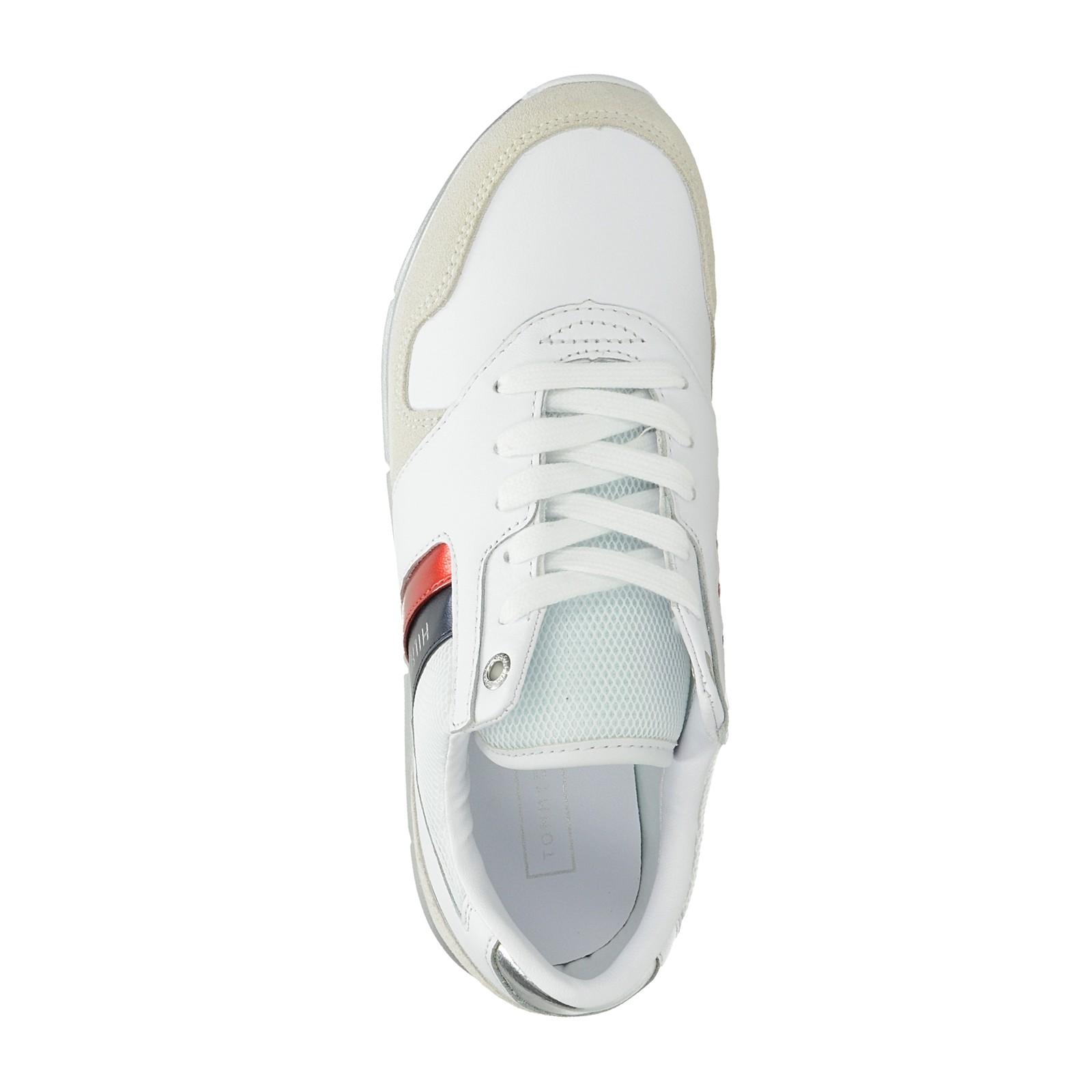 3f81d623f Tommy Hilfiger dámske štýlové tenisky - biele | FW0FW03785020-RWB ...