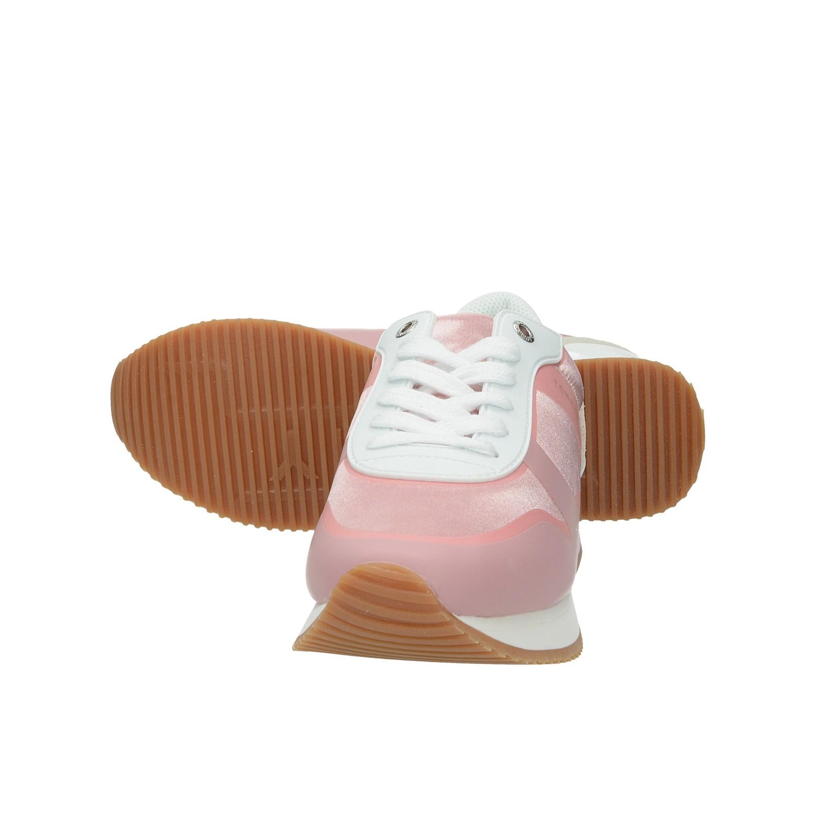 26429c5c19 ... Tommy Hilfiger dámske štýlové tenisky - ružové ...