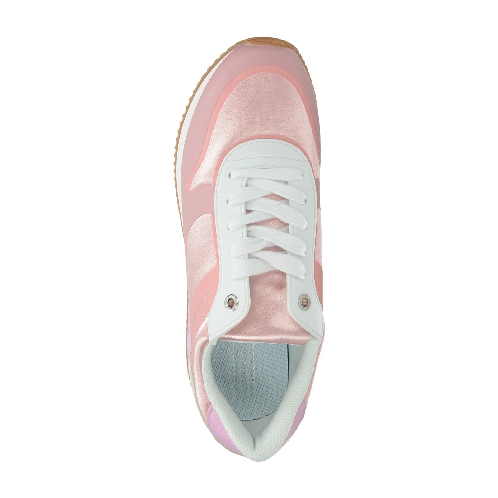 50910d9c5f ... Tommy Hilfiger dámske štýlové tenisky - ružové
