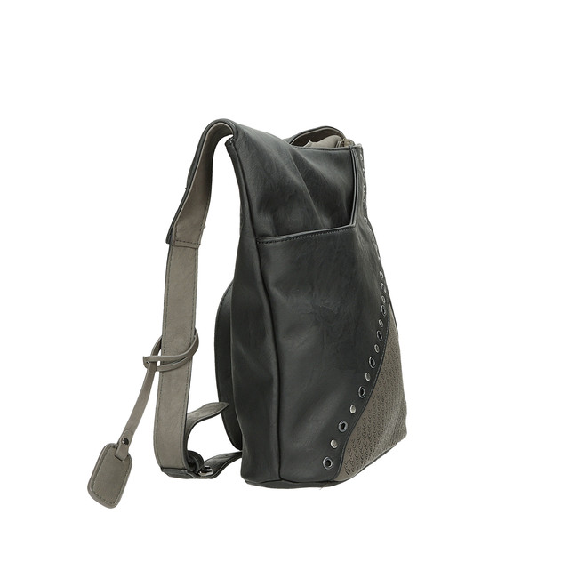 Rieker dámska praktická kabelka - čierna