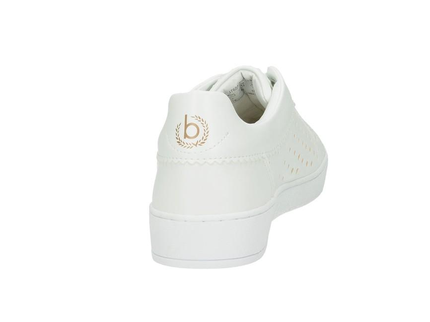 c2620c535c15 ... Bugatti dámske tenisky - biele ...
