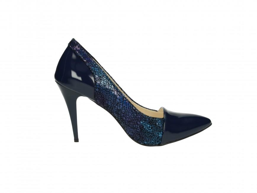 d5a51d55437 ... Olivia shoes dámske lodičky - modré ...
