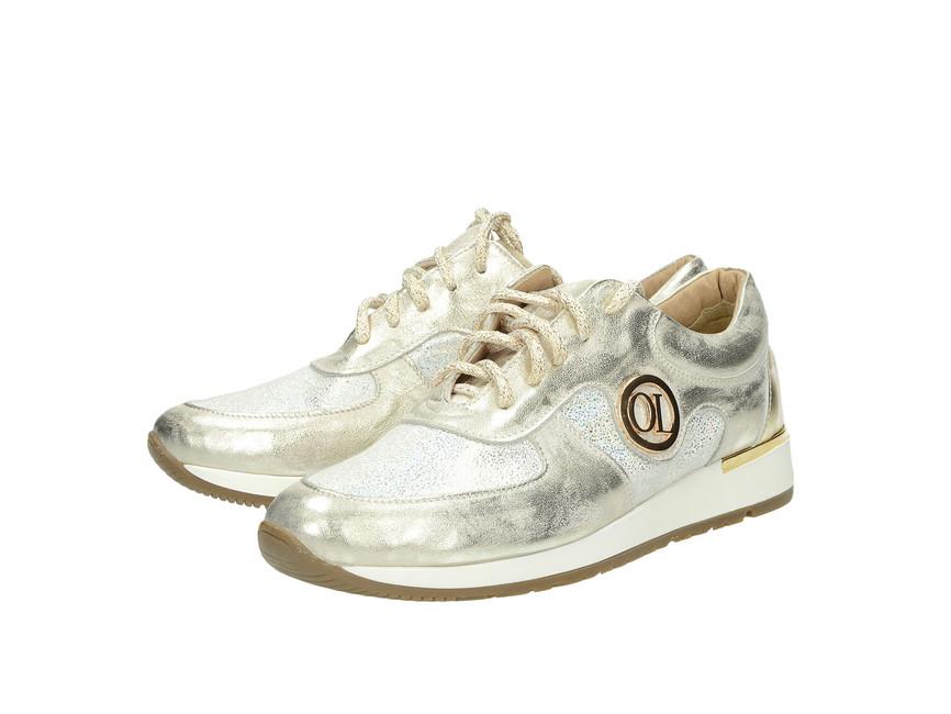 258c146c39 ... Olivia shoes dámske tenisky - zlaté ...