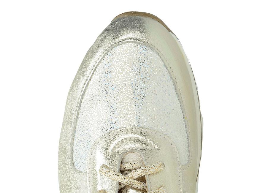 9373c2a24 Olivia shoes dámske tenisky - zlaté | K894-GOLDdisc www.robel.sk