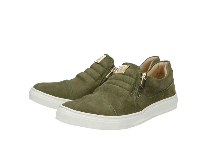 7568a3c69c41 Olivia shoes dámske tenisky - zelené ...