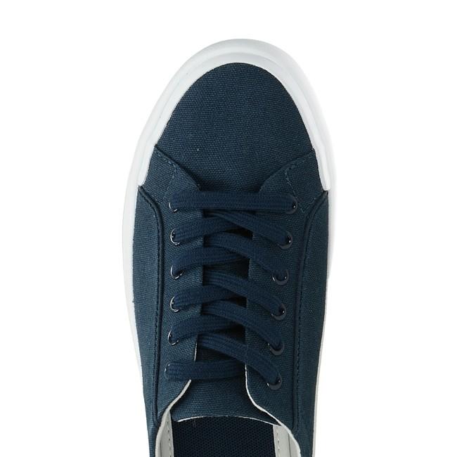 525c51498f49 Lacoste dámske štýlové textílne tenisky - modré ...