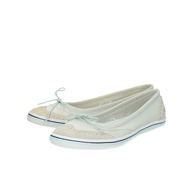 ... Lacoste dámske pohodlné balerínky - šedé ... 6e510bc2ab5