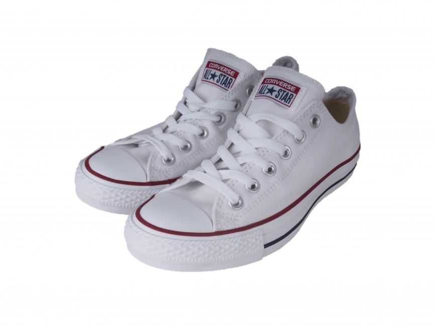 20770d3d81cf Converse dámske štýlové tenisky - biele ...