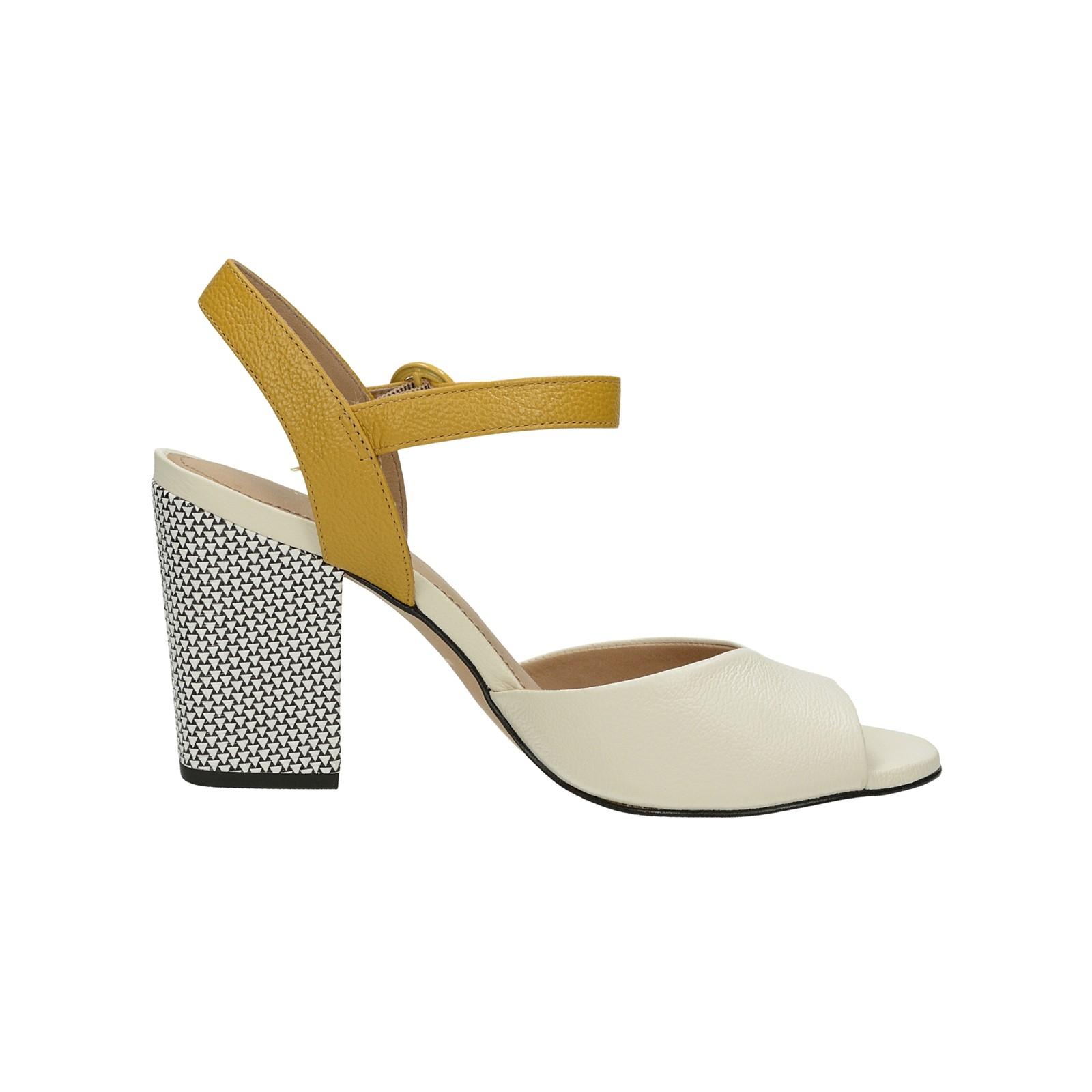 be349568bc00 ... Olivia shoes dámske štýlové sandále s remienkom - béžové ...