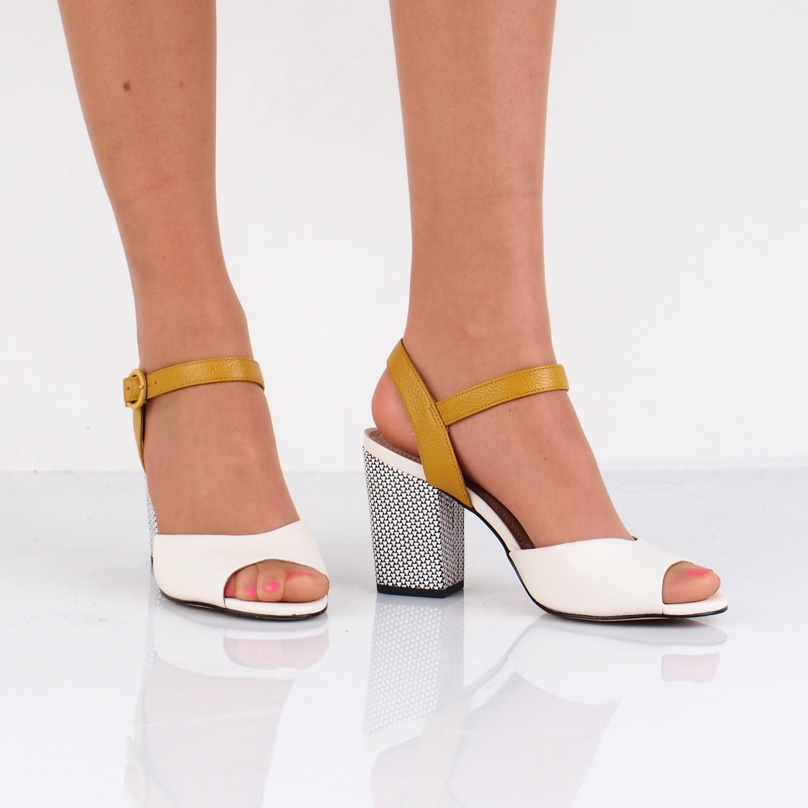 a320c35cefe3 Olivia shoes dámske štýlové sandále s remienkom - béžové ...