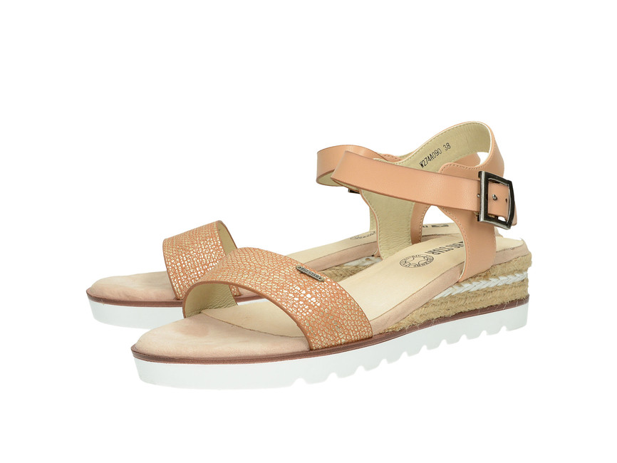 d6032e4234ad Big Star dámske sandále - béžové ...