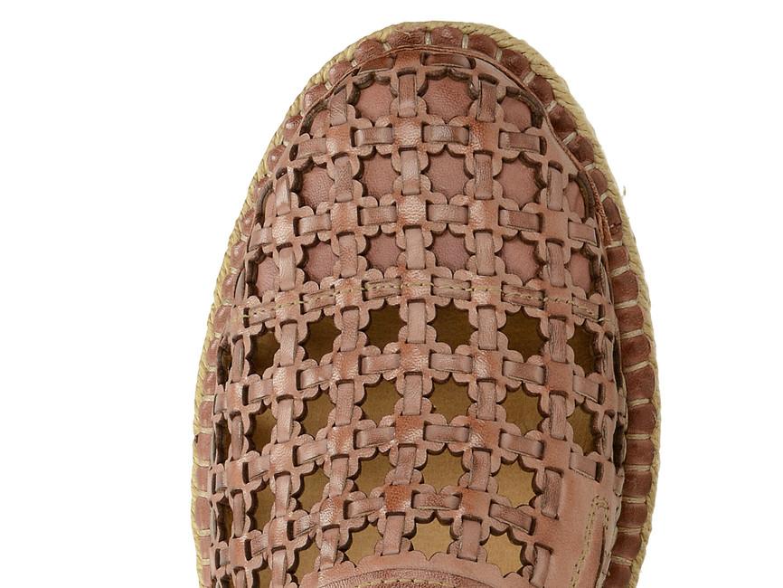 Pikolinos dámske elegantné espadrilky - hnedé
