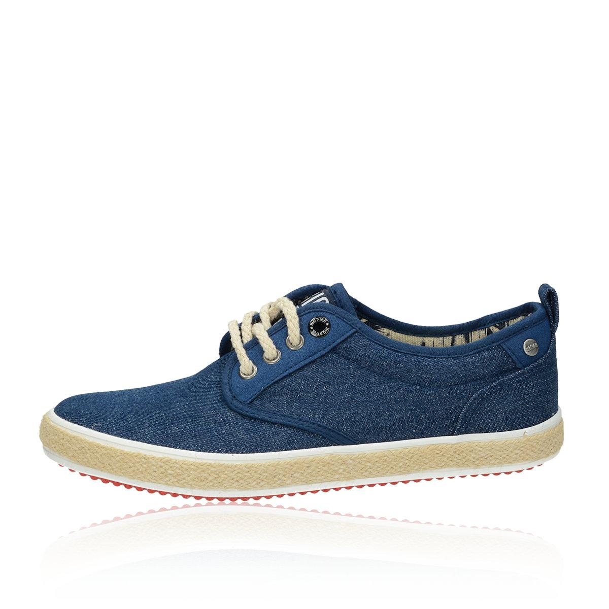 dd0311b4ea8e ... Big Star pánske textilné tenisky - modré ...