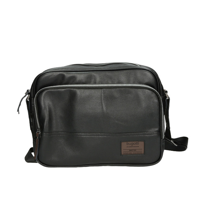 cd0f25d65e4 Bugatti pánska taška - čierna ...