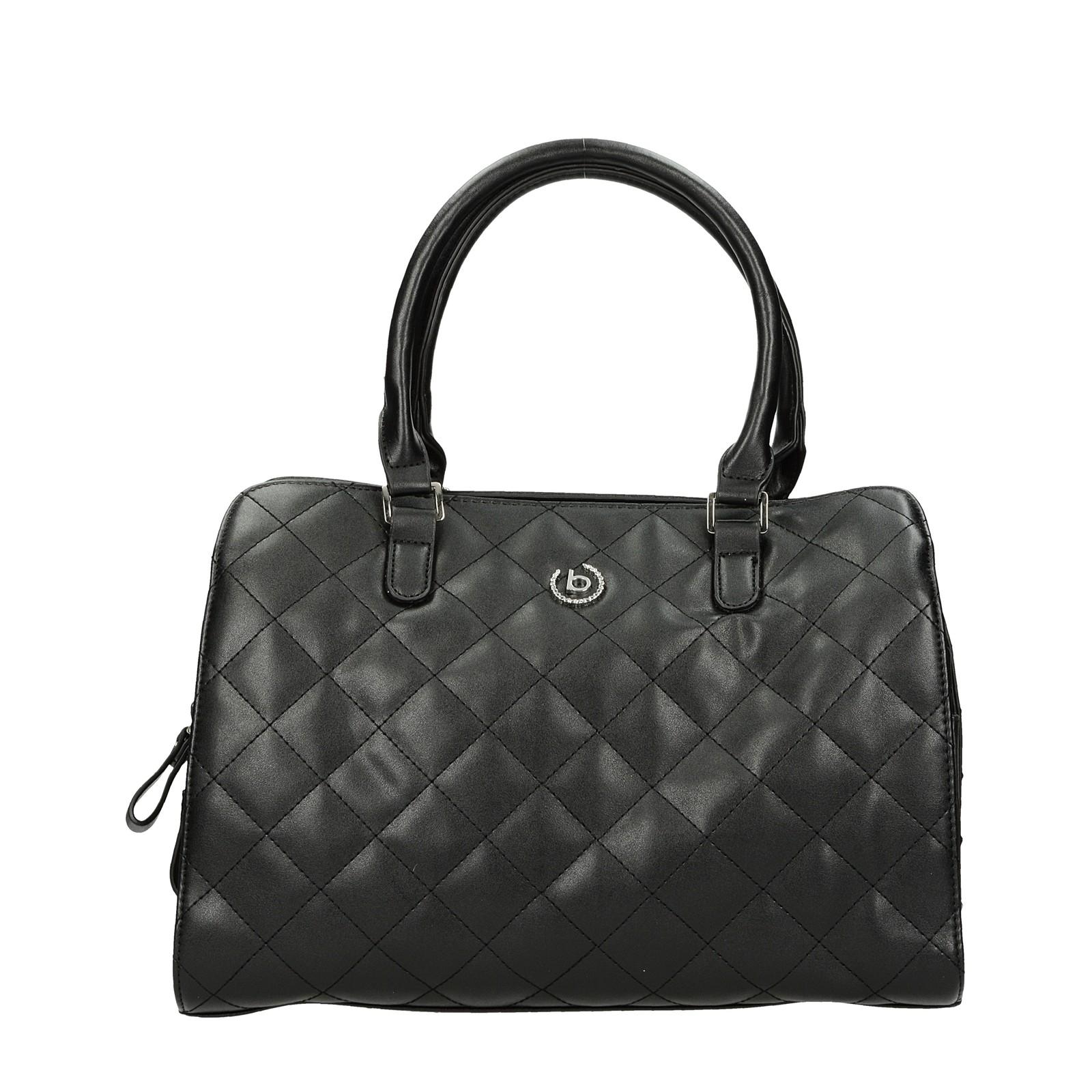 8b923fa9c2 ... Bugatti dámska kožená štýlová kabelka - čierna ...