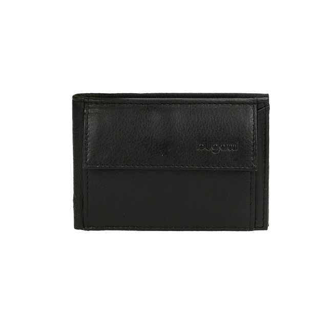 6e3a8e3dee Bugatti pánska peňaženka - čierna Bugatti pánska peňaženka - čierna ...