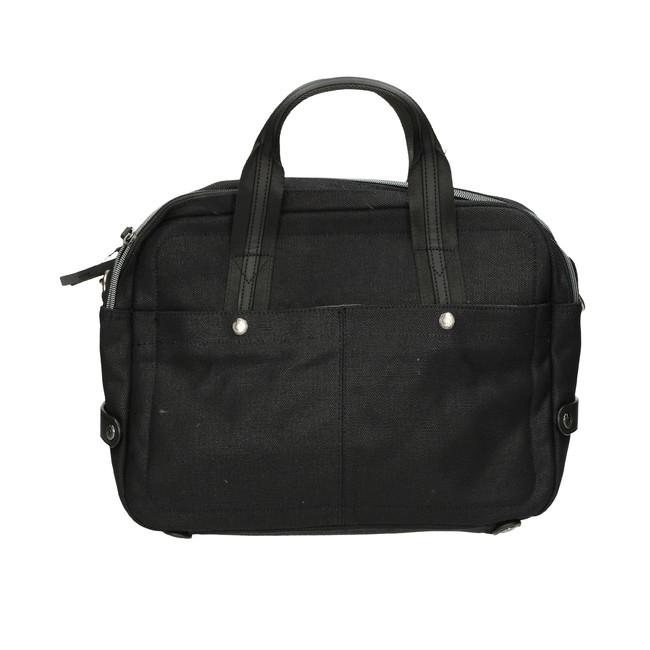 Bugatti pánska laptopová taška - čierna