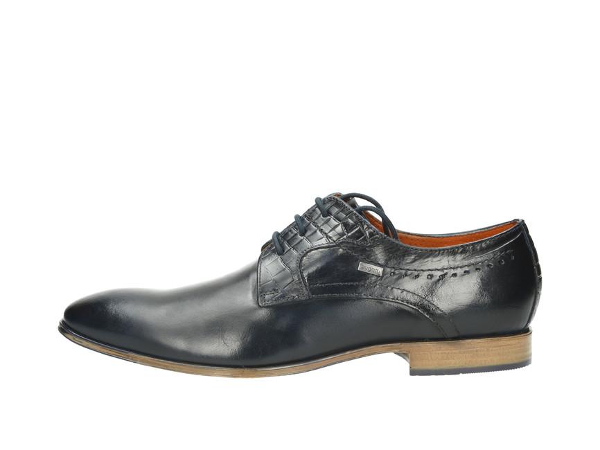 d81694fe7a0c Bugatti pánske topánky - tmavomodré ...
