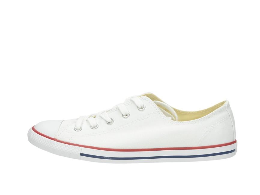 Converse dámske látkové tenisky - biele Converse dámske látkové tenisky -  biele ... eb4293eb250