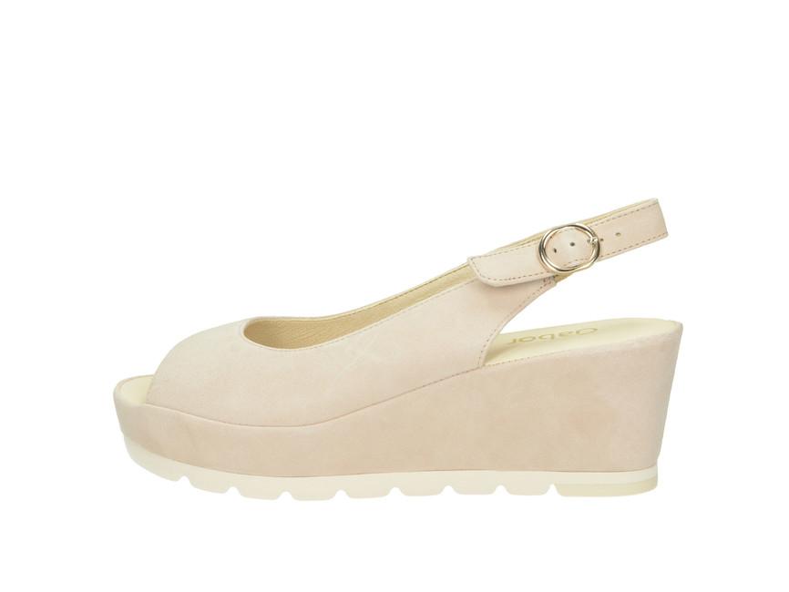 Gabor dámske sandále - béžové Gabor dámske sandále - béžové ... b4d897e8ff