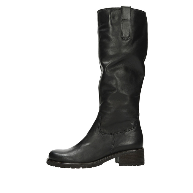a166e8fdacb7 ... Gabor dámske zimné čižmy - čierne ...