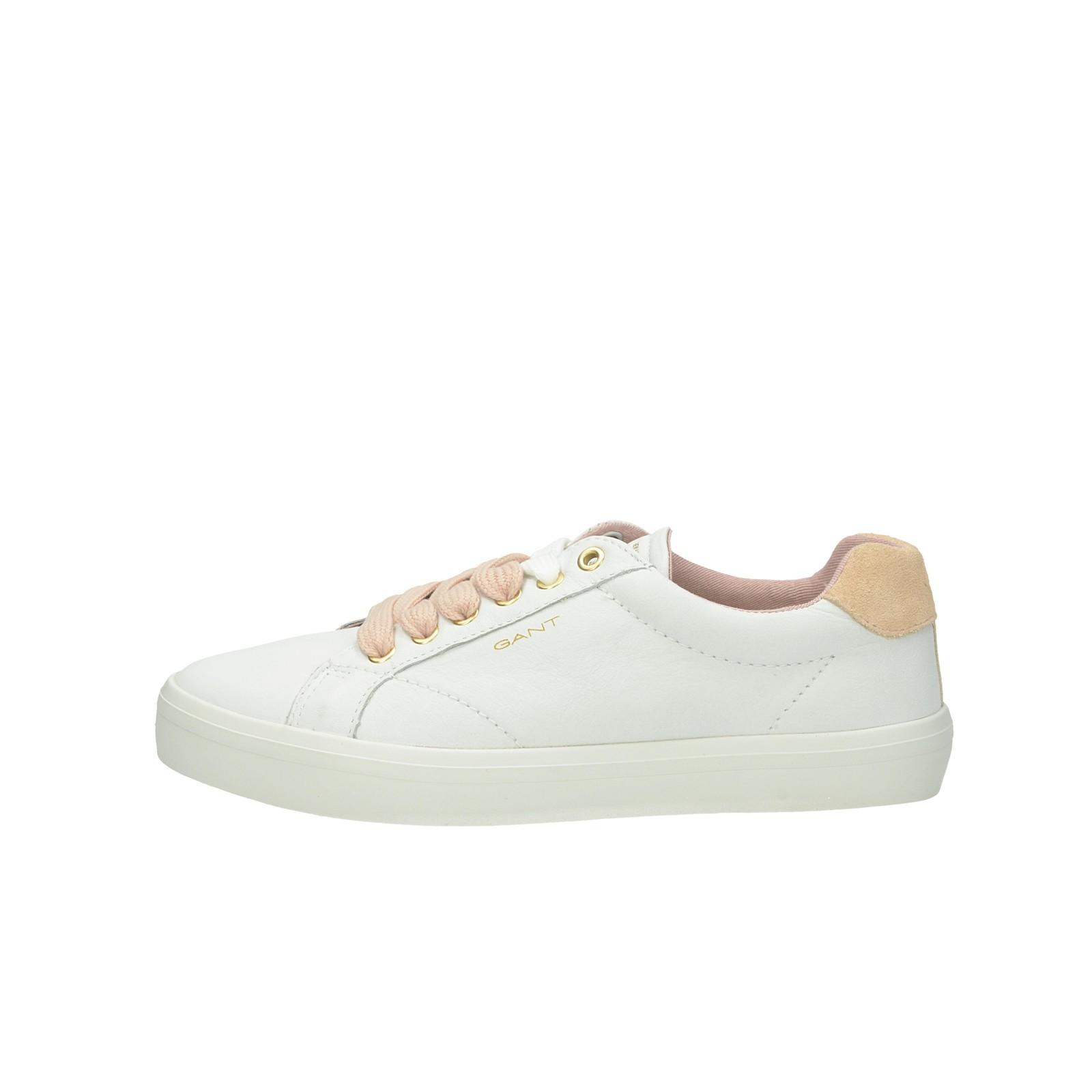 8a99282a1d Gant dámske štýlové kožené tenisky - biele ...