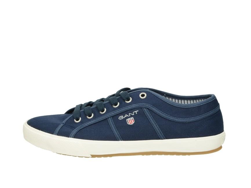 Gant pánske tenisky - modré Gant pánske tenisky - modré ... fe1fdcb81e7